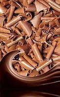 Посипання з шоколаду — Мега стружка карамельна