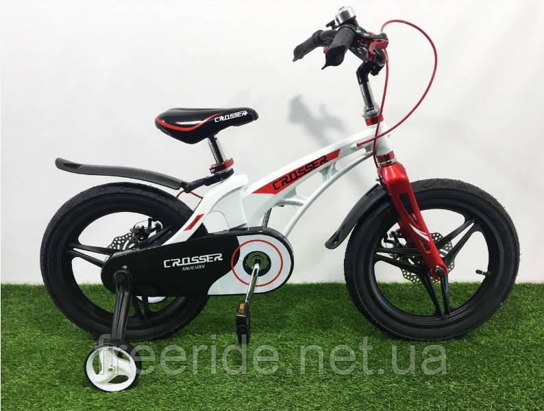 Детский велосипед Crosser Premium 18