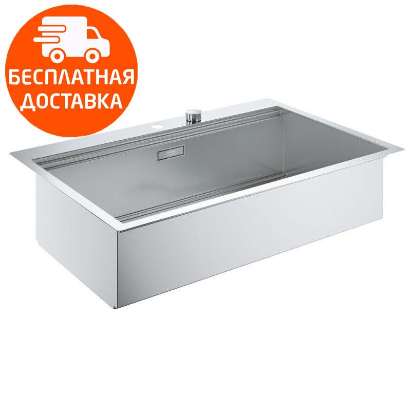 Мойка для кухни Grohe EX Sink K800 31584SD0 нержавеющая сталь
