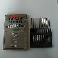 Набор игл ORGAN  №90/14 DBx1