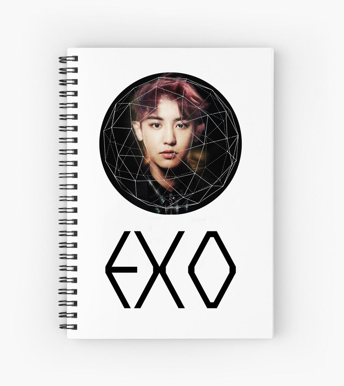 Блокнот EXO 8