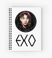 Блокнот EXO 8, фото 1