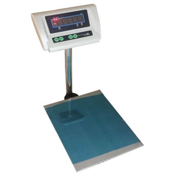 Весы товарные электронные ВПЕ-Центровес-608-300-Н-Э (300 кг)