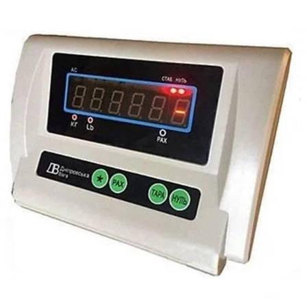 Ваги товарні електронні ВПЕ-Центровес-608-300-Н-Е (300 кг), фото 2
