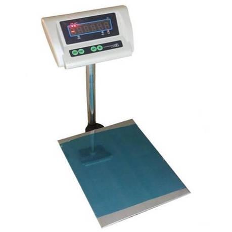 Весы товарные электронные ВПЕ-Центровес-608-600-Н-Э (600 кг), фото 2