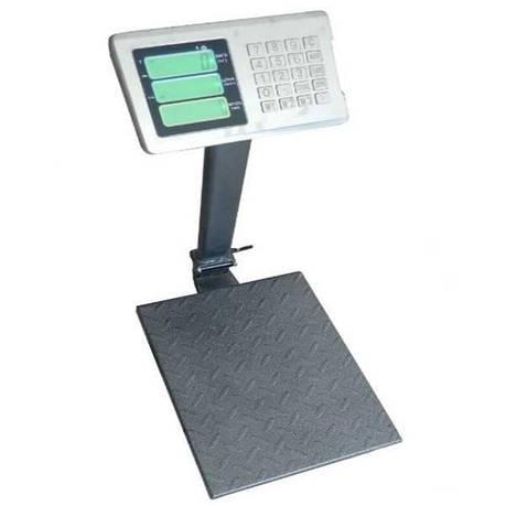 Ваги товарні електронні ВПЕ-центровес-405-150ДВ-Е (150 кг), фото 2
