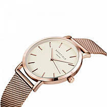 Легендарні жіночі годинники Rosefield Rose Gold. Золоті годинники