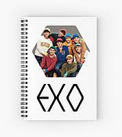 Блокнот EXO 10, фото 1