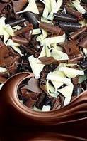 Посыпки из шоколада — Мега стружка темно-молочная-белая