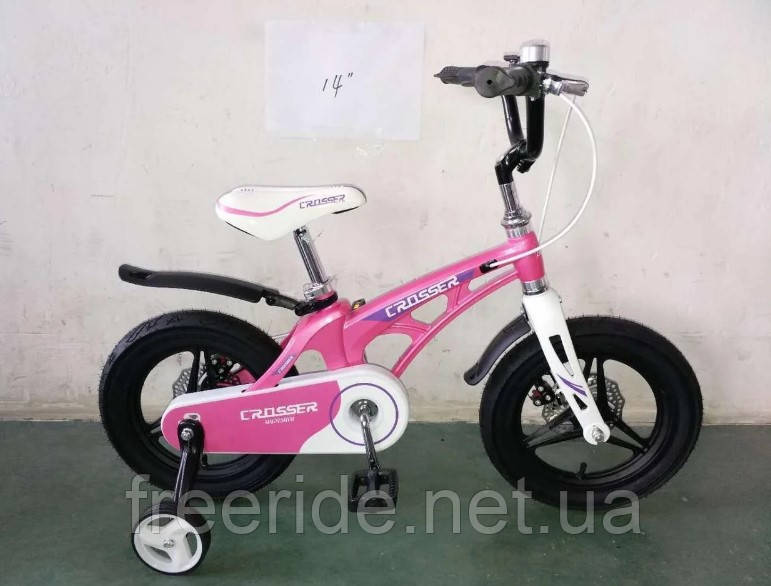 Детский велосипед Crosser Premium 14