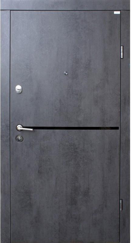 Входная металлическая дверь СОЛО