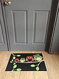 Придверный коврик Izzihome Magic Baykus Ailesi 40х60 см. (103MABAAI3559), фото 3