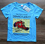 Дитяча футболка Simplen, фото 2