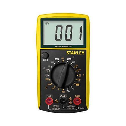 Мультиметр цифровой STANLEY STHT0-77364