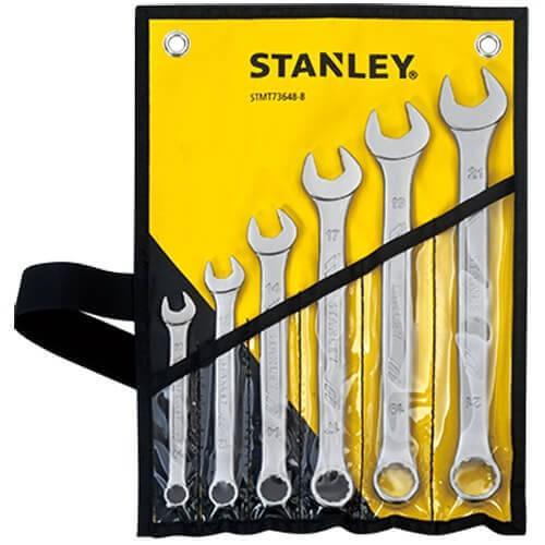 Набір ключів комбінованих STANLEY STMT73648-8