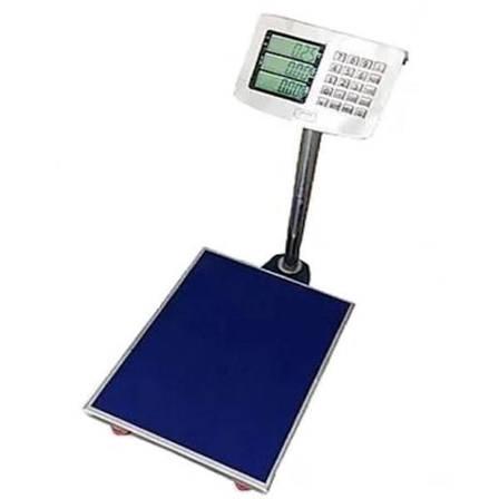 Весы товарные электронные ВПЕ-Центровес-405-150-СМ (ЖК/СВ) (150 кг), фото 2