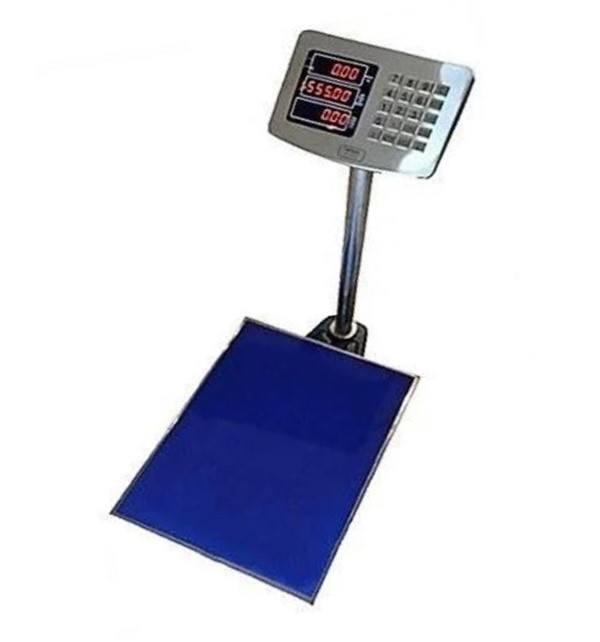 Весы товарные электронные ВПЕ-Центровес-405-150-СМ (ЖК/СВ) (150 кг)