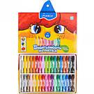 Пастель, восковые карандаши