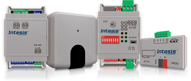 Intesis AC Interfaces 1x1