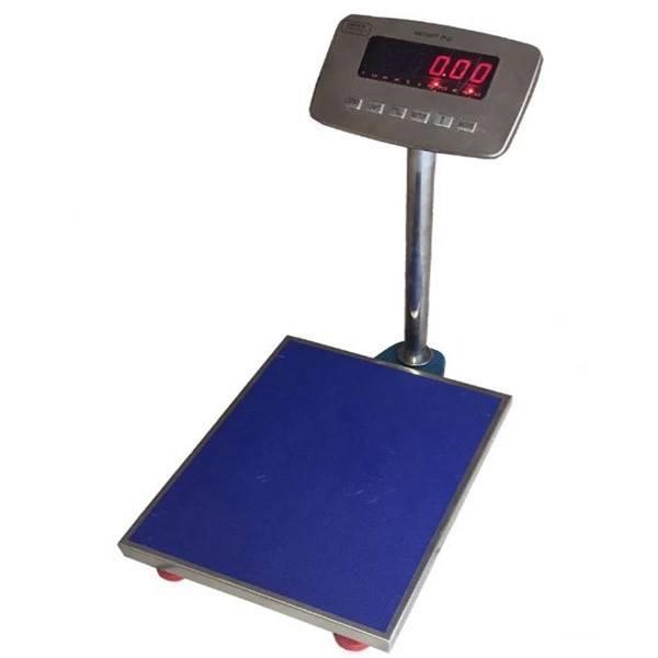 Весы товарные электронные ВПЕ-Центровес-608-600-СМ-1 (600 кг)