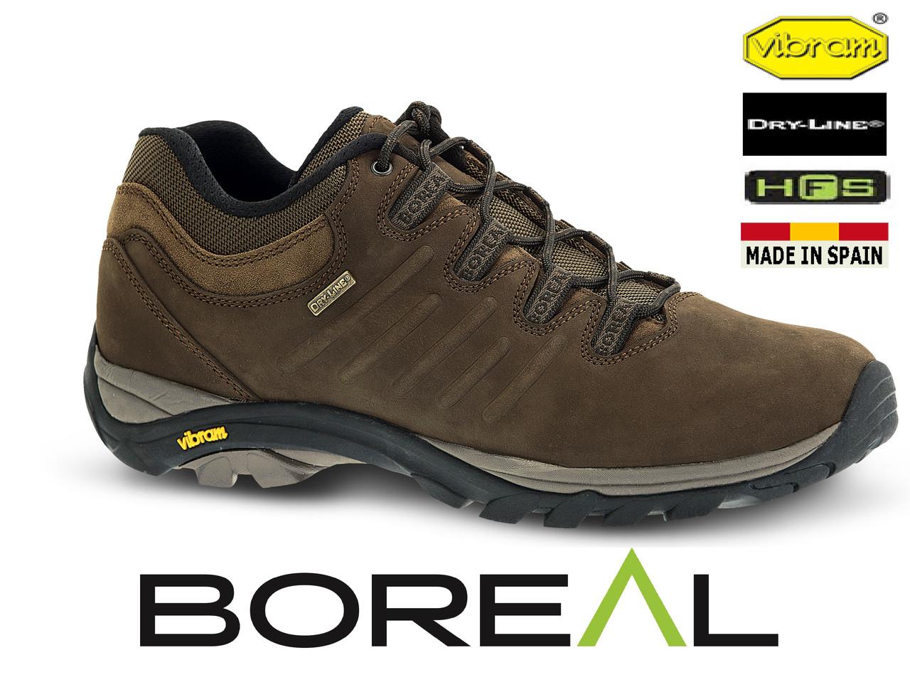 Треккинговые кроссовки Boreal Magma Brown