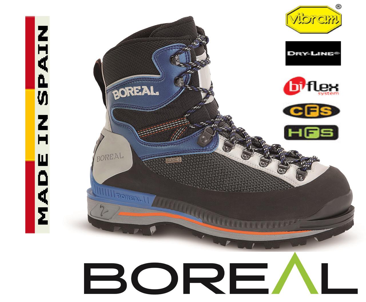 Альпіністські черевики Boreal Arwa Bi-Flex.