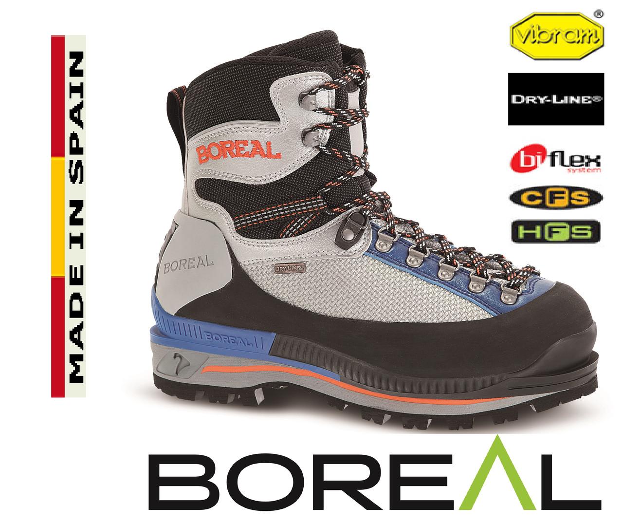 Черевики для альпінізму Boreal Arwa Bi-Flex WS.