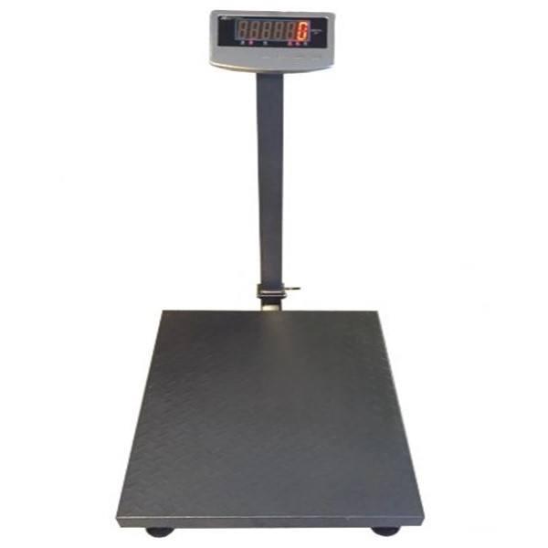 Весы товарные электронные ВПЕ-Центровес-608-600-ДВ-Э-Н (600 кг)