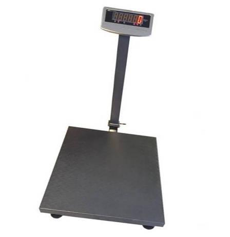 Весы товарные электронные ВПЕ-Центровес-608-600-ДВ-Э-Н (600 кг), фото 2