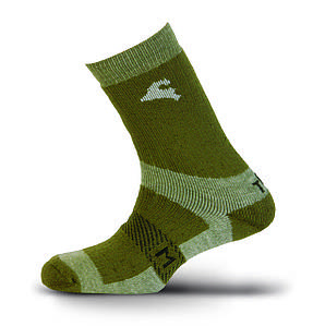 Носки для треккинга Trek Merino Wool Green Boreal (Испания)