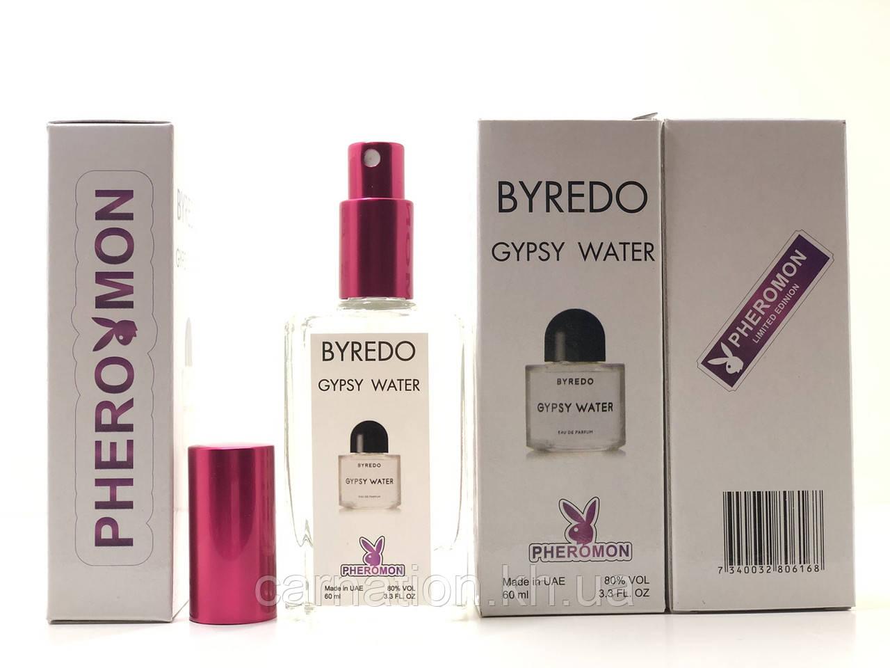 Тестер унисекс Byredo Gypsy Water (Байредо Джипси Вотер) 60 мл