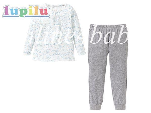 Пижама Lupilu на девочку 2-4 года