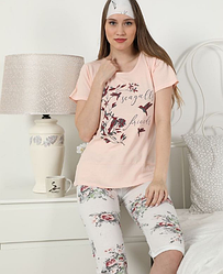 Піжама жіноча Le'Maries Homewear Miss-Bird-Ellegance
