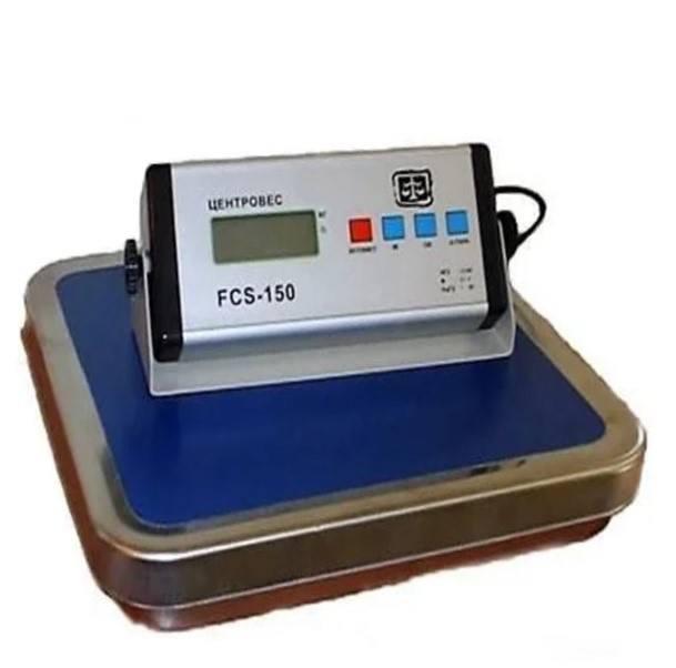 Ваги товарні електронні Центровес FCS-60 (60 кг)