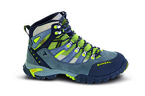 Треккинговые ботинки Boreal Klamath Green Lady