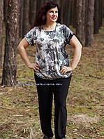 Женский костюм большие размеры-(с 50-64 размер), фото 1