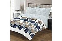 Двухсторонний комплект постельного белья полуторный ТЕП