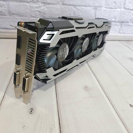 Видеокарта Nvidia GTX 1060  ( 6Gb DDR5/ 192bit 1770/ 8008Mhz), фото 2