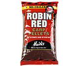 Пеллетс прикормочный для рыбалки по 100 грамм. Пеллетс Dynamite Baits Robin Red 2mm, фото 2