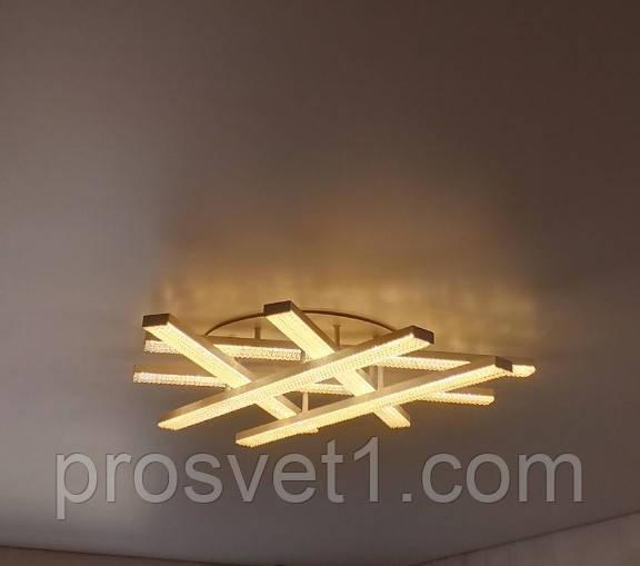 Современная светодиодная люстра (A7703 WT 156W)