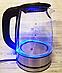 Электрический чайник Rainberg RB-703 стеклянный, фото 2