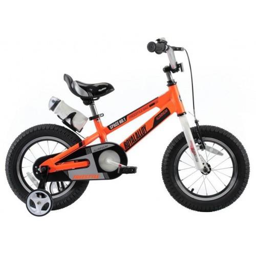 Двухколесный велосипед 16 дюймов Royal Baby Space 16-17 оранжевый
