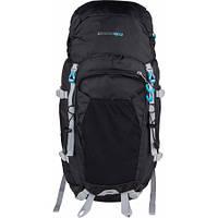 Рюкзак туристичний Crossroad TRINITY 45 L black, фото 1