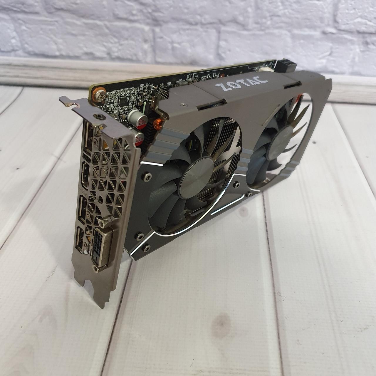 Видеокарта Nvidia GTX 1060 OC ( 3Gb DDR5/ 192bit 1770/ 8008Mhz)