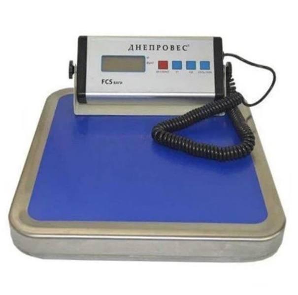 Весы товарные электронные Днепровес ВПД-ФКС (60 кг)