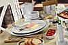 Блюдо овальне 24х17см h-2,8 см Pera, фото 2