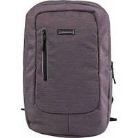Рюкзак міський Crossroad THEO 17L grey, фото 1