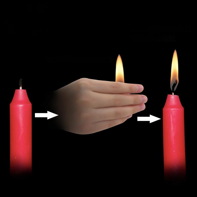 Реквізит для фокусів   Thumb Tip Flame (Напальчник з гнотом)