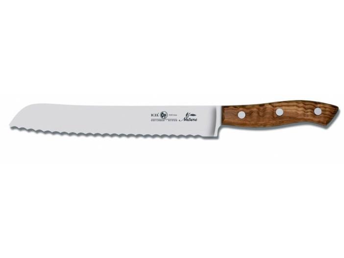 Нож для хлеба 200мм, ICEL Nature (Код 237.NT09.20)