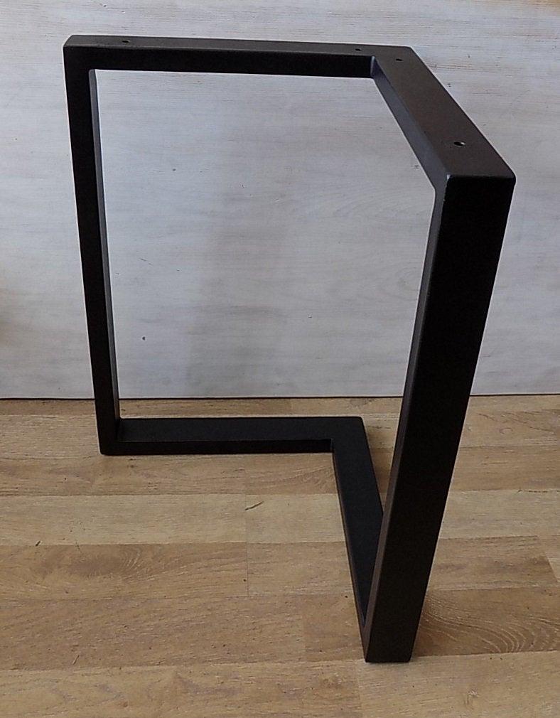 Опора для стола N45 ножка металлические с доставкой по Украине
